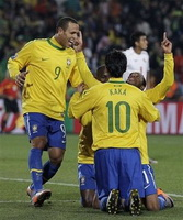 South Africa Soccer WCup Brazil Chile