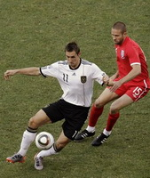 South Africa Soccer WCup Germany England