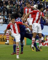 South Africa Soccer WCup Paraguay Japan