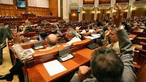 plenul senatului